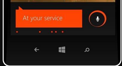 windows phone 8.1 voice