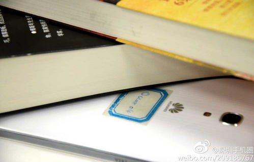 Ascend Mate 2 da Huawei