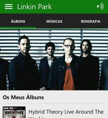 xbox music para android