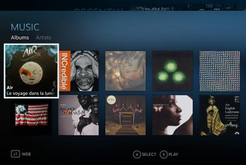 Steam Music
