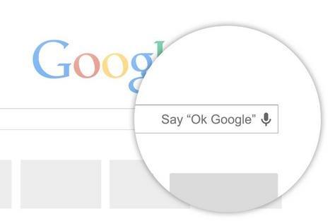 ok google search