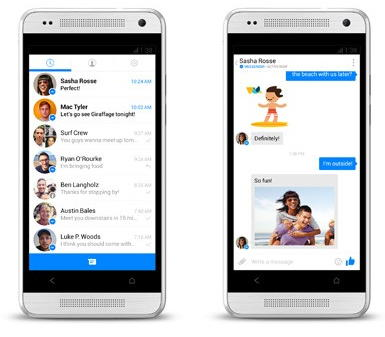 facebook messenger testers