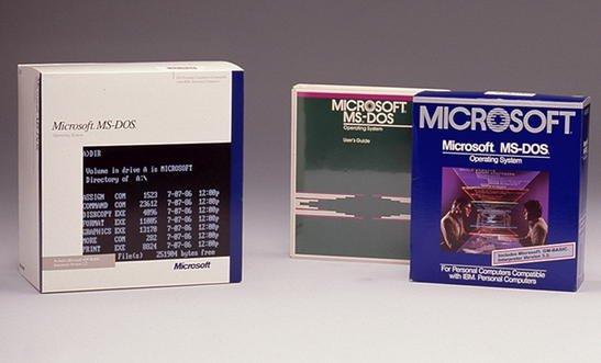 Microsoft ms-dos