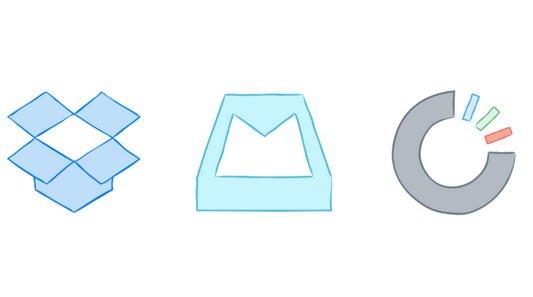 dropbox novos serviços