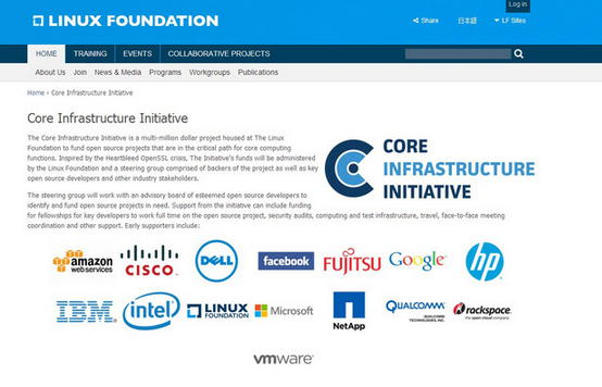 linux foundation fundo