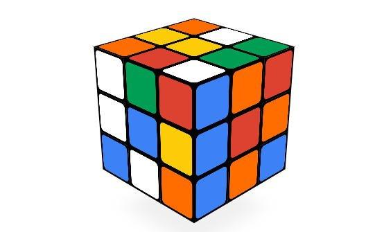 cubo magico na google