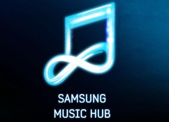 samsung music hub