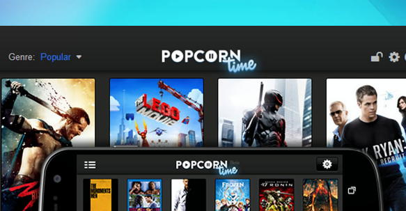 popcorn time alpha
