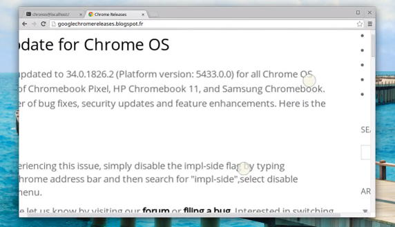 chrome os zoom