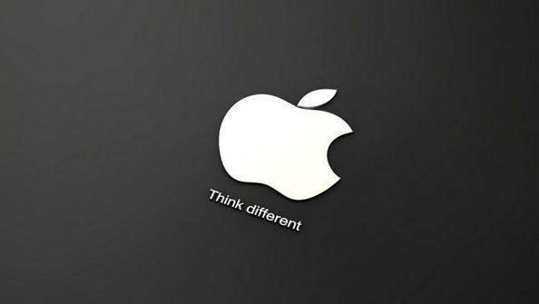 apple logotipo