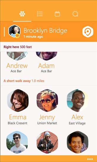 swarm windows phone