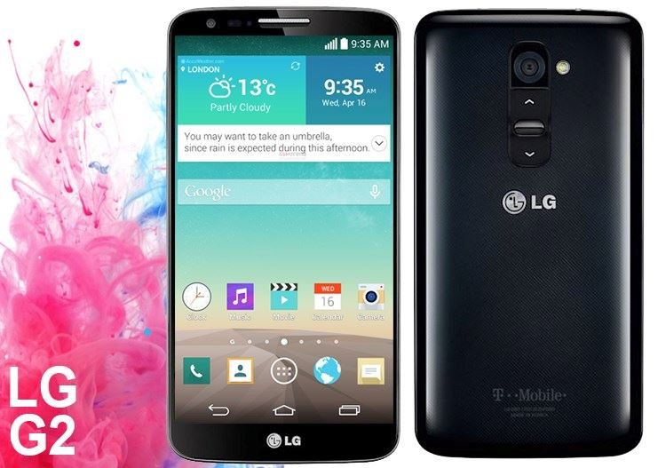 lg g2 interface