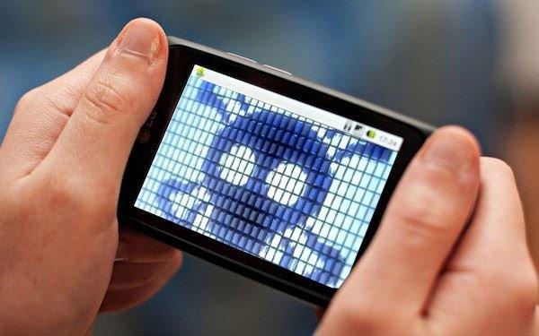 malware móvel