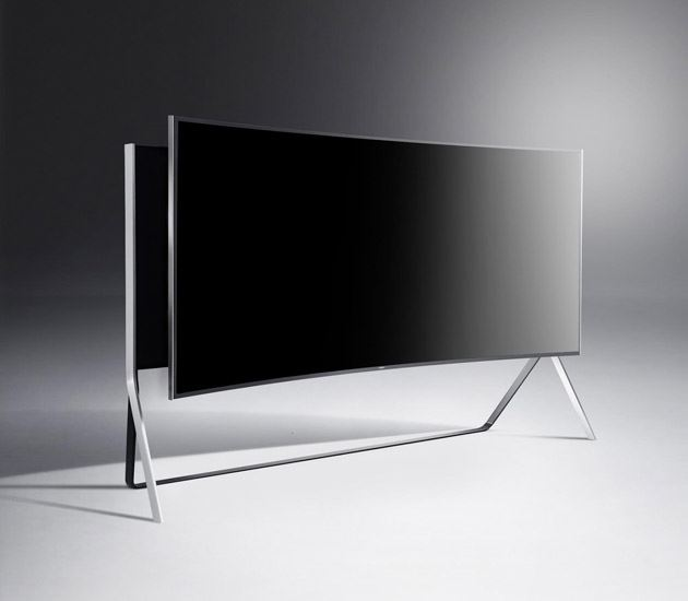 samsung tv uhd dobravel