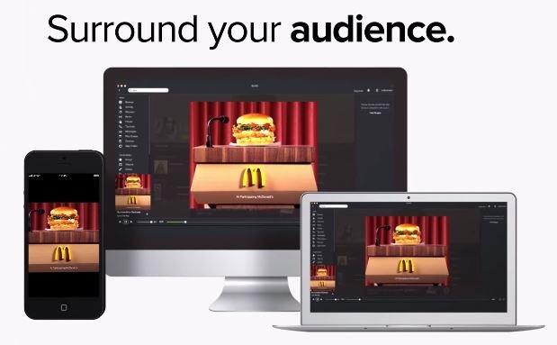 spotify videos publicitários