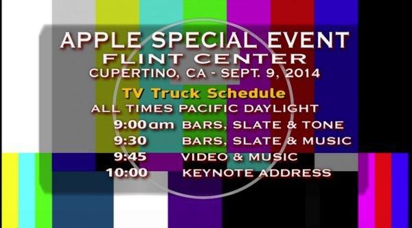 falha apple live stream