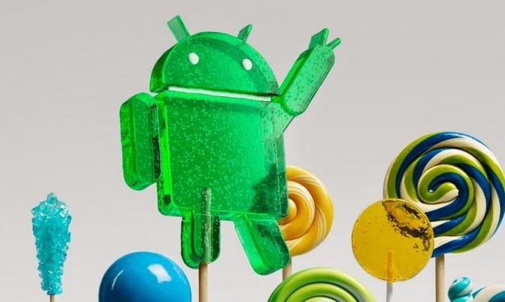 nexus android lollipop
