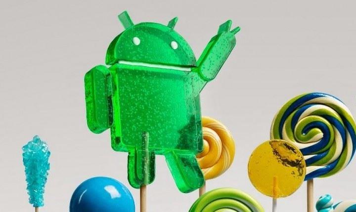 nexus android lollipop