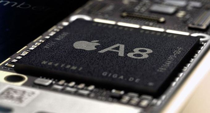 apple a8