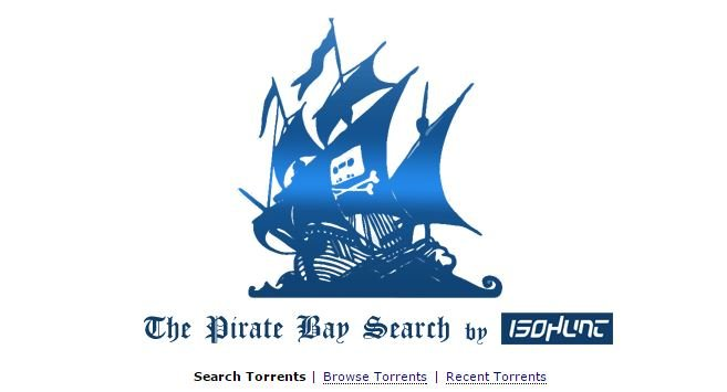 old the pirate bay