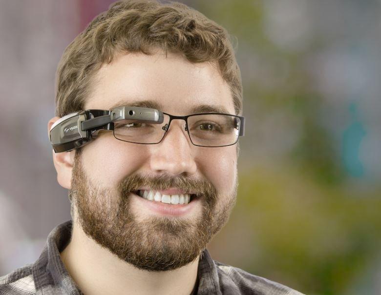 intel glass