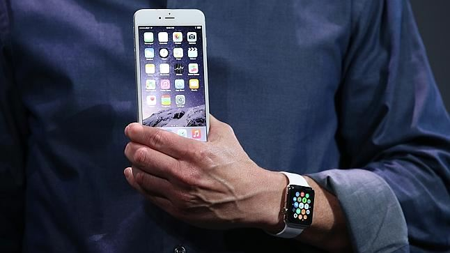 iphone 6 e apple watch