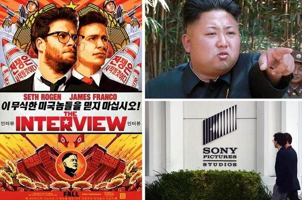 ataque sony norte coreia