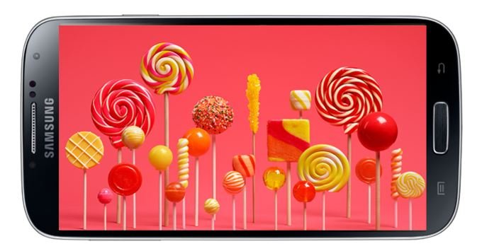 samsung galaxy s4 android 5.0.1