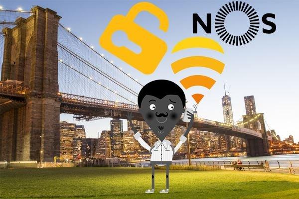 NOS wi-fi