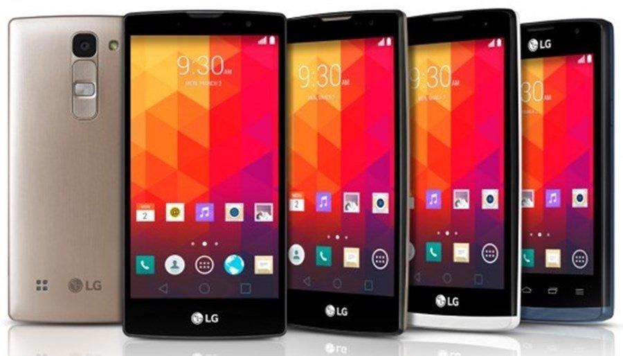 lg smartphones 2015