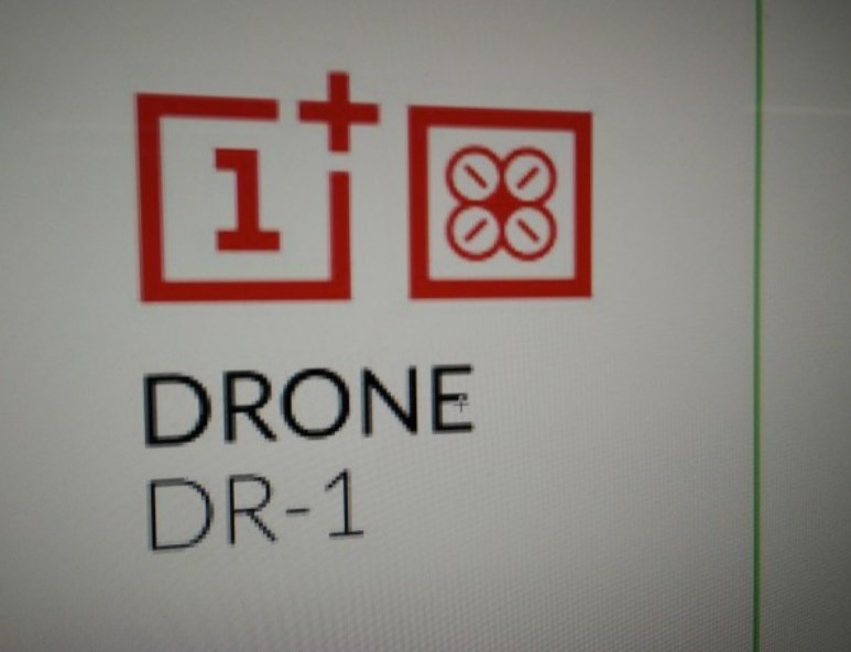 oneplus one drone