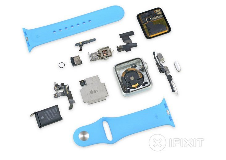 ifixit apple watch