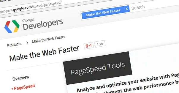 pagespeed service