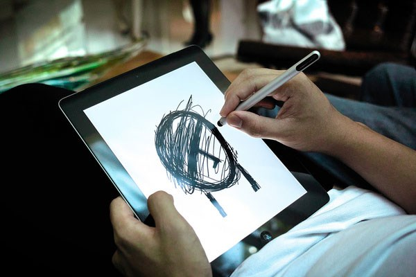 apple ipad stylus