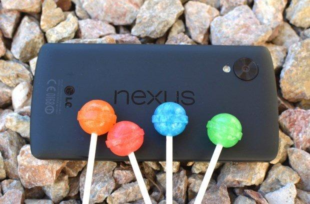 nexus android 5.1.1