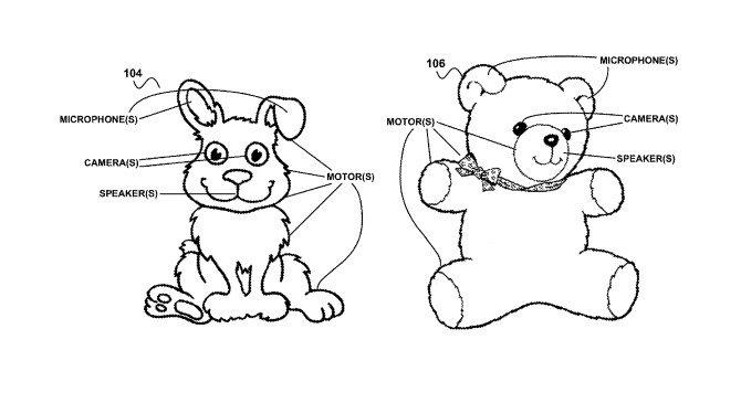 google patente brinquedo