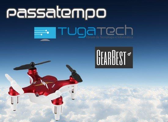 passatempo drone tugatech