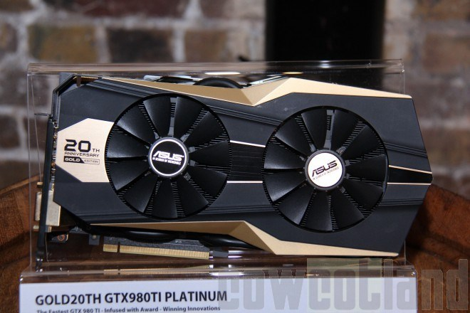 ASUS GTX 980 Ti Gold Edition