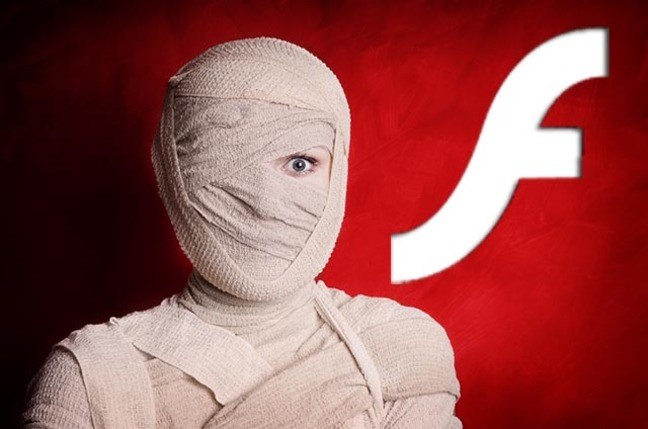 adobe flash fix