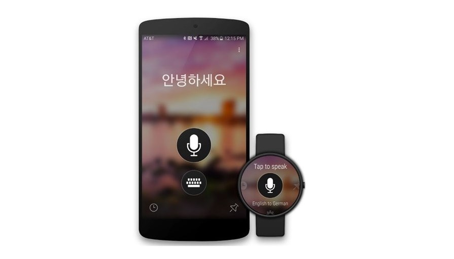 google tradutor android wear
