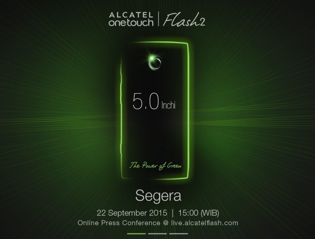 alcatel flash 2