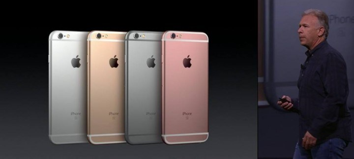 iphone 6s cores