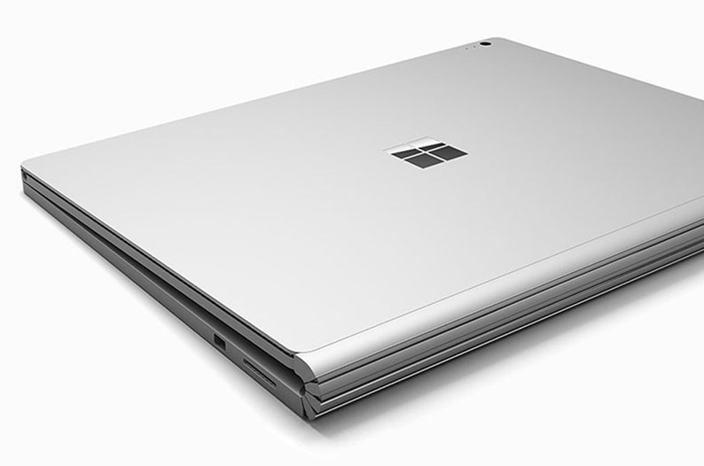 surface book Microsoft design