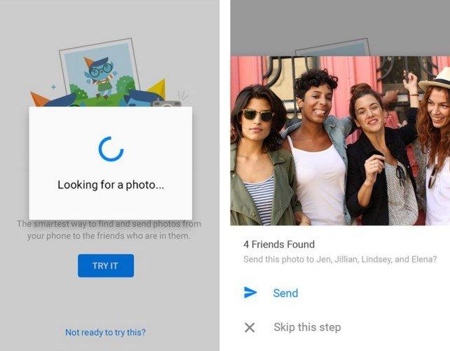 facebook messenger photo reconhecimento facial