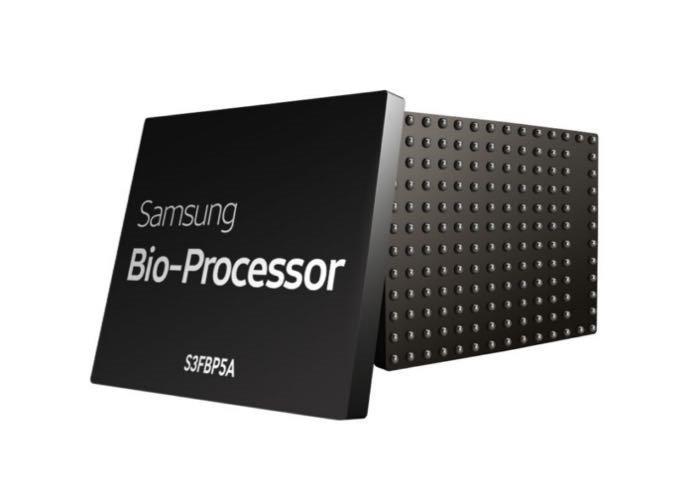 samsung processador bio