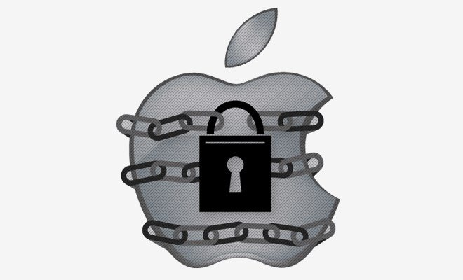 apple locked