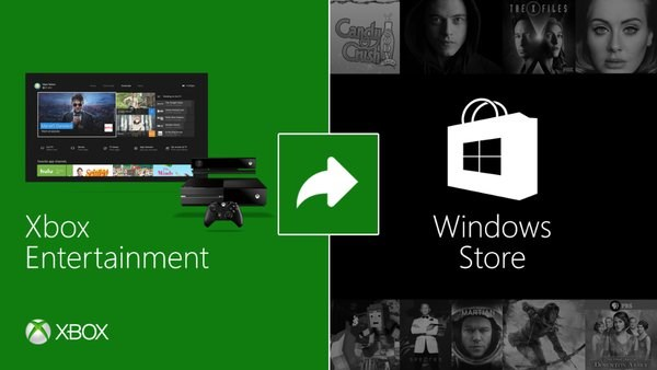 windows store xbox