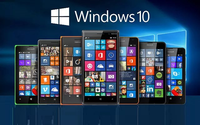 lumia windows 10