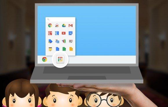 google chrome aplicaçõe