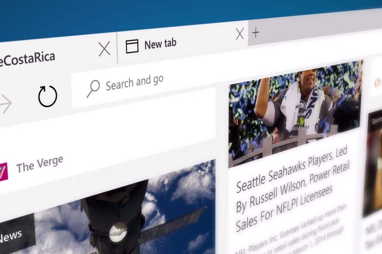 navegador edge microsoft